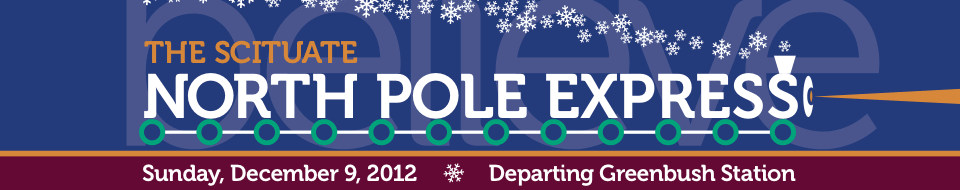 Scituate North Pole Express, December 9, 2012